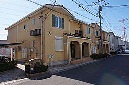 千葉県柏市手賀の杜3丁目の賃貸アパートの外観