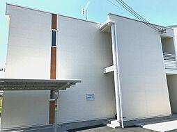 JR阪和線 和泉府中駅 バス9分 我孫子下車 徒歩14分の賃貸アパート