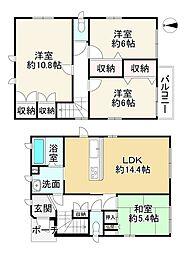 近鉄大阪線 二上駅 徒歩18分