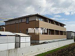 AdvanceII II棟[1階]の外観