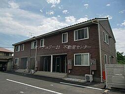 岡山県岡山市南区福島4丁目の賃貸アパートの外観