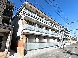 エヌズハウス東橋本II[203号室]の外観