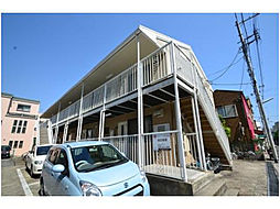 兵庫県神戸市東灘区本山南町2丁目の賃貸アパートの外観