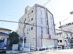 福岡県春日市岡本7丁目の賃貸マンションの外観