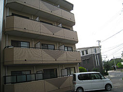 愛知県名古屋市千種区田代町字蝮池上の賃貸アパートの外観
