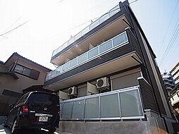 千葉県我孫子市並木5丁目の賃貸マンションの外観
