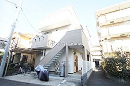 神奈川県相模原市南区相模大野2の賃貸アパートの外観