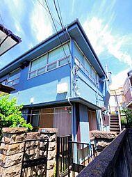 東京都東久留米市幸町3丁目の賃貸アパートの外観