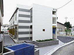 レオパレスバード[1階]の外観