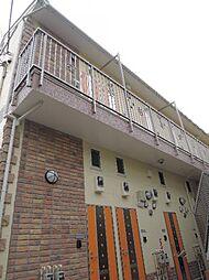 ユナイト武蔵小杉クリーブランドの杜[2階]の外観