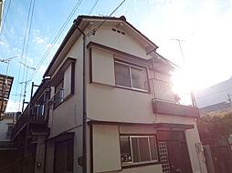 兵庫県神戸市長田区高取山町2丁目の賃貸アパートの外観