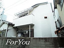 兵庫県神戸市東灘区御影本町4丁目の賃貸アパートの外観