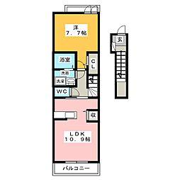 妙興寺駅 6.3万円