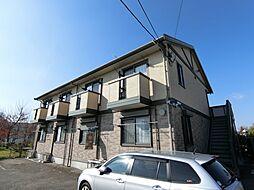 セジュール須田[2階]の外観