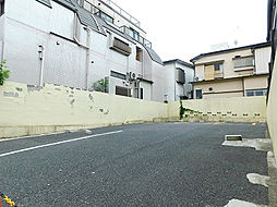 新宿区弁天町 建築条件なし土地