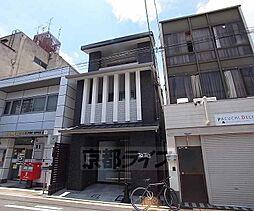京都府京都市中京区花立町の賃貸マンションの外観