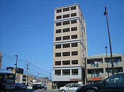 サンロージュ箱崎駅前[10階]の外観