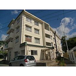 上松コーポ[4階]の外観