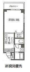 飯塚ビル[3階]の間取り