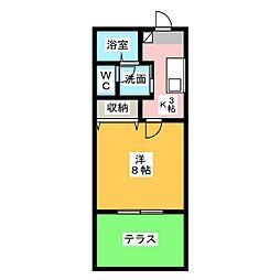 【敷金礼金0円!】ヴィラ花水木