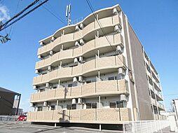 パリオ甲西[5階]の外観