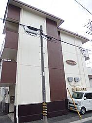 マンション110[3階]の外観