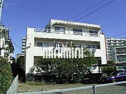 庄司アパート[2階]の外観