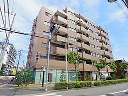 東京都足立区東和5丁目の賃貸マンションの外観