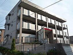 兵庫県三木市緑が丘町西5の賃貸アパートの外観