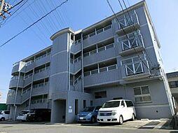 愛知県名古屋市西区中小田井5丁目の賃貸マンションの外観