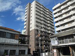 愛媛県松山市高砂町2丁目の賃貸マンションの外観