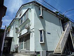 タウンハイツ[2階]の外観