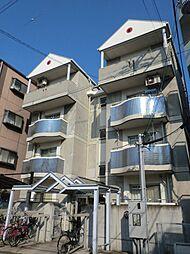 ジュネス田村[3階]の外観