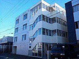 ビッグバーンズマンション南郷II[3階]の外観