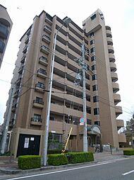 ラフォレドゥ北田辺[10階]の外観