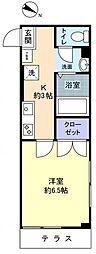 モン・シャトー習志野台[1階]の間取り