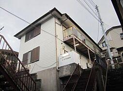 コーポワカミヤ[2階]の外観