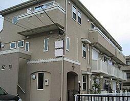 東京都練馬区関町北2丁目の賃貸アパートの外観