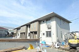 東京都府中市押立町4丁目の賃貸マンションの外観