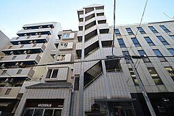 アンピエス難波[3階]の外観