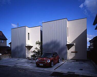 外観,3LDK,面積70.06m2,賃料7.0万円,,,静岡県掛川市上垂木35-3