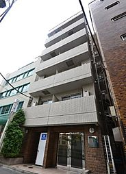 東京都千代田区神田東松下町の賃貸マンションの外観