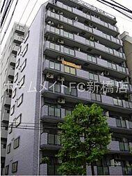 セザールスカイタワー銀座東[6階]の外観