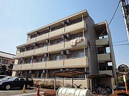東京都小平市小川東町2丁目の賃貸マンションの外観