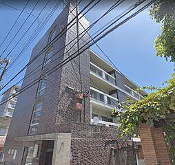 泰成マンション[4階]の外観