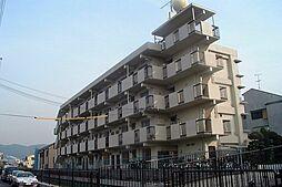 シャトー丹下[3階]の外観