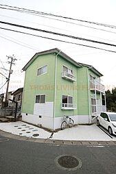 福岡県春日市小倉5丁目の賃貸アパートの外観