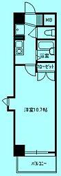 ラヴニール・FUTAKO[3階]の間取り