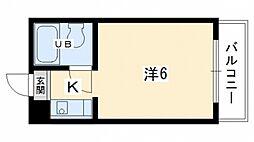 第12長栄セントラルシティーハイツ[105号室号室]の間取り