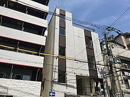 千代崎ハイツ[4階]の外観